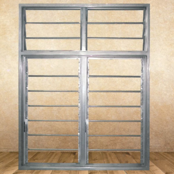 Metal Window Frame